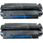 Replacement Black Laser Toner Cartridge for Hewlett Packard (HP) Q2613X (13X)-(Bulk Set of 2 Packs)