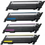 New Compatible for Samsung CLT-407S (Color Set of 4): 1 each of Black (K407), Cyan (C407), Magenta (M407) & Yellow (Y407)