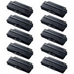 New Compatible MLT-D115L 115 Black Laser Toner Cartridge for Samsung Printers (10-Pack)