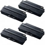 New Compatible MLT-D115L 115 Black Laser Toner Cartridge for Samsung Printers (4-Pack)
