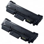 New Compatible MLT-D118L 118 (Combo-Pack of 2) High Yield Black Laser Toner Cartridge for Samsung Printer