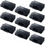 New Compatible MLT-D203L 203 (Bulk Set of 10-Pack) High Yield Black Laser Toner Cartridge for Samsung Printer