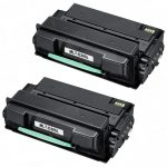 New Compatible MLT-D305L 305 (2-Pack) High Yield Black Laser Toner Cartridge for Samsung ML-3750ND