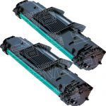 New Compatible Samsung ML-2010D3 Combo Pack of 2 Black Laser Toner Cartridge (ML2010)