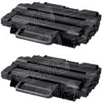 New Compatible ML-D2850B (2-Pack) High Yield Black Laser Toner Cartridge for Samsung ML-2850 & ML-2851 Printers