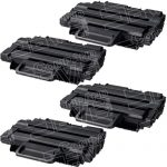 New Compatible ML-D2850B (4-Pack) High Yield Black Laser Toner Cartridge for Samsung ML-2850 & ML-2851 Printers